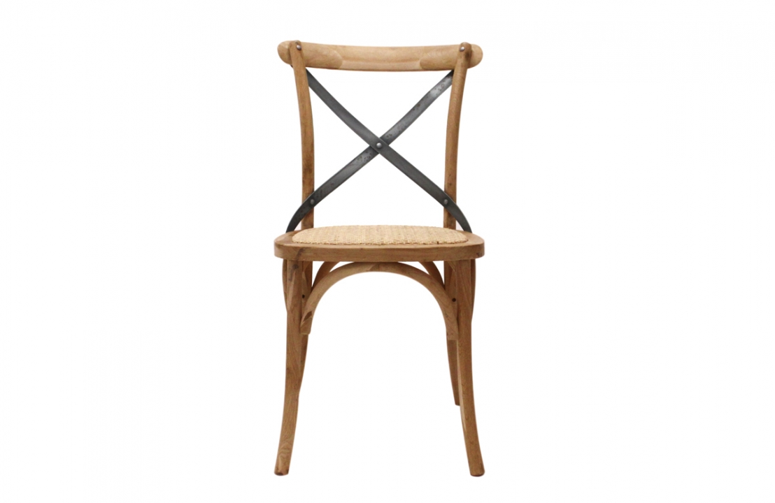 Silla Tradition Fierro Madera Natural Sillas Y Sitiales